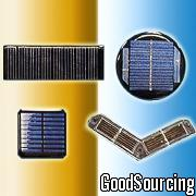 CUSTOM SMALL SOLAR PANELS-1 0.01 - 10W Small Solar Panels in Any Shapes, with Monocrystalline or Polycrystalline Solar Cells