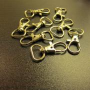 NICKEL FREE PLATING SNAP HOOK / DOG HOOK